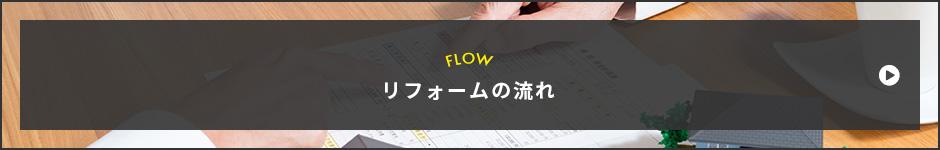 fLOWリフォームの流れ