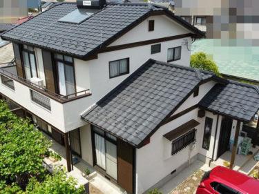 豊前市 M様邸 外壁屋根塗装工事・ベランダ補強工事事例